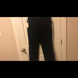Aritzia black and white pants